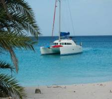 14 Days Los Roques Posada+Sailboat package