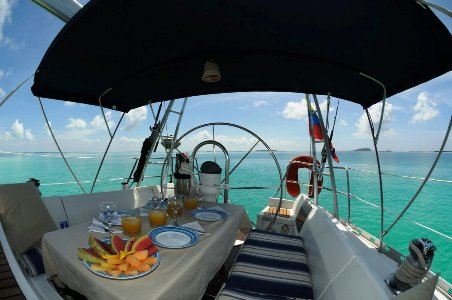 7 Days Los Roques Sailboat