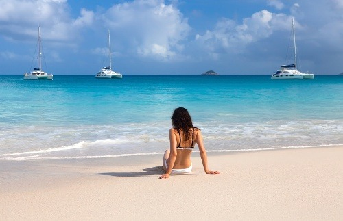 honeymoon los roques caribbean