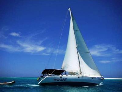 Sailboat Van Houat