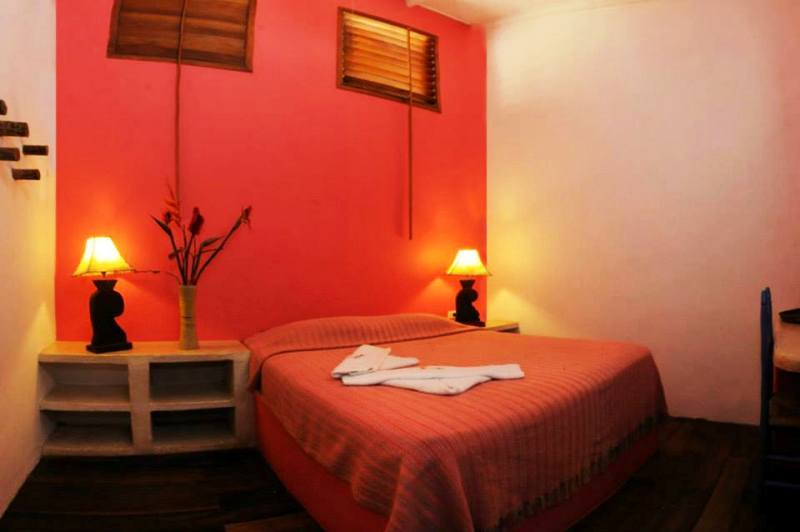 Posada Gotera Double Room Full Board