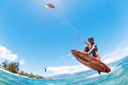 Kite Surf en Los Rooques