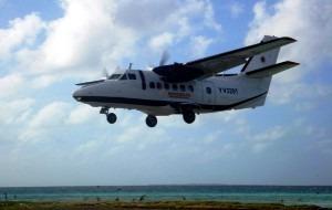 Los Roques flights