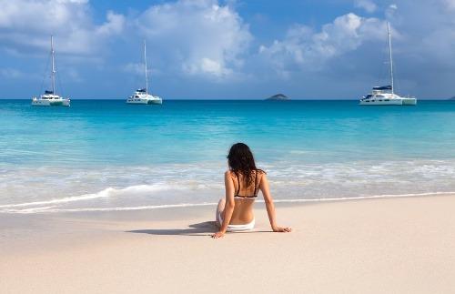 honeymoon los roques caribbean