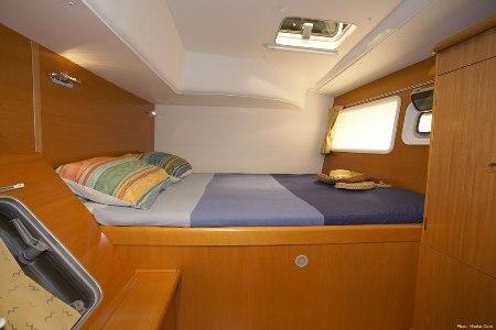 Catamaran Chipi 1 Cabin Full Board