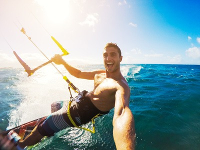 Los Roques Kitesurf Package for 5 days