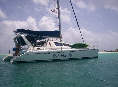 Catamaran Windspirit