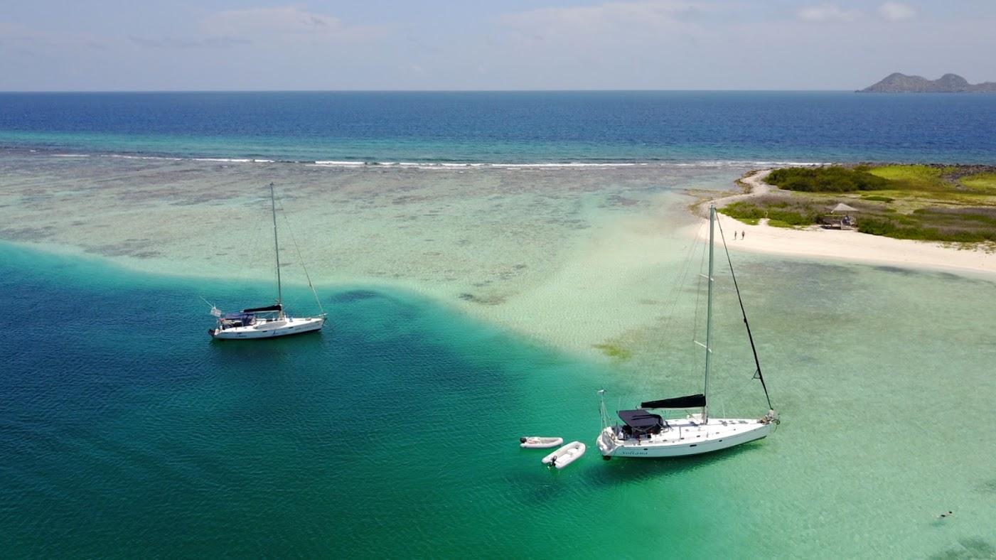 7 jours de navigation Bonaire-Los Roques-Bonaire