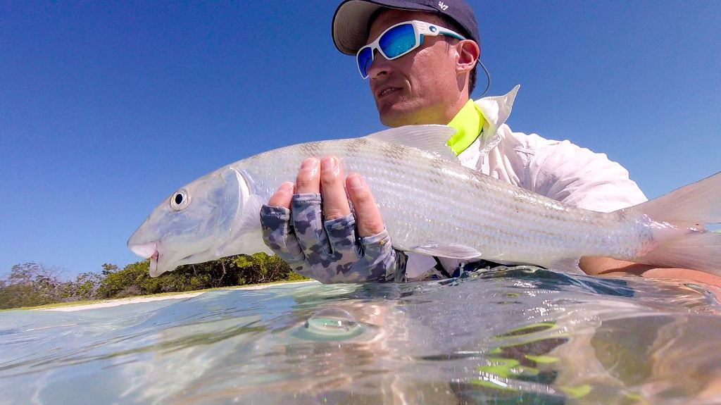 Los Roques Fly Fisher