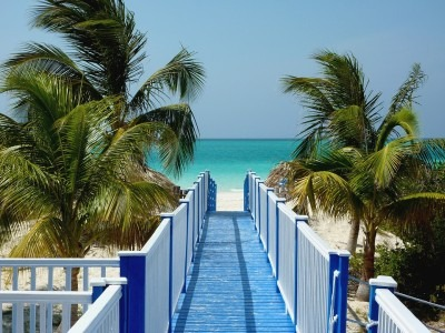 Cuba in the Caribbean